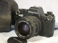 '   BX20 NICE SET -MINT- ' Praktica BX20 SLR Camera + 35-70mm Lens -MINT- £19.99